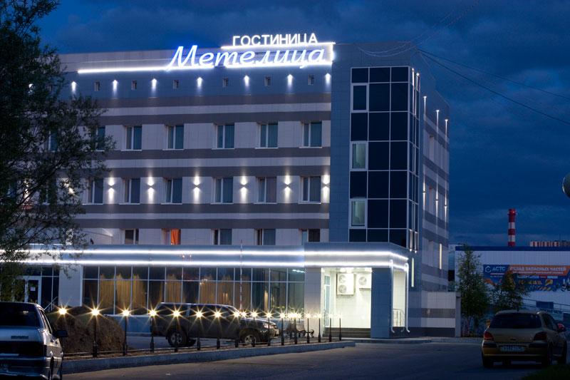 гостиницы нижний новгород и области